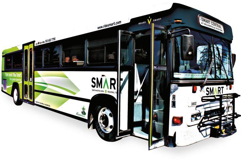 Wilsonville SMART identity (Creative Director Matt Giraud)