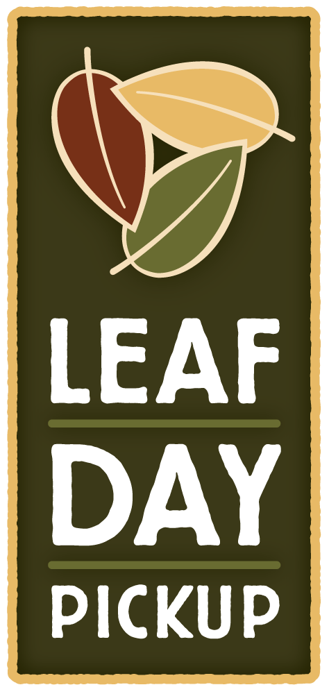 Portland Leaf Day Logo (Gyroscope Creative)