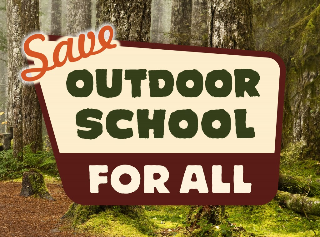 Outdoor School for All logo, by Gyroscope Creative